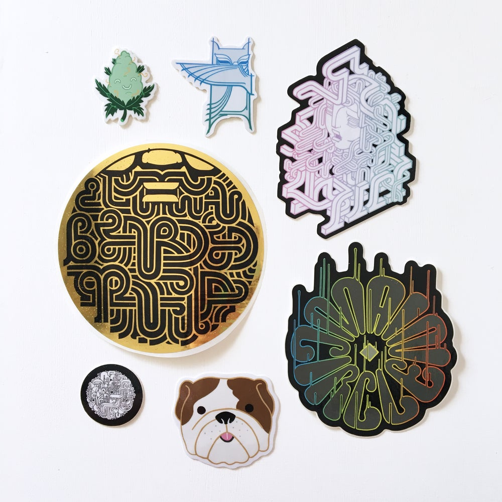 Image of Sips 2.0 / Sticker Pack