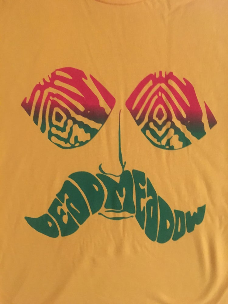 Image of The Irie 'stache tee