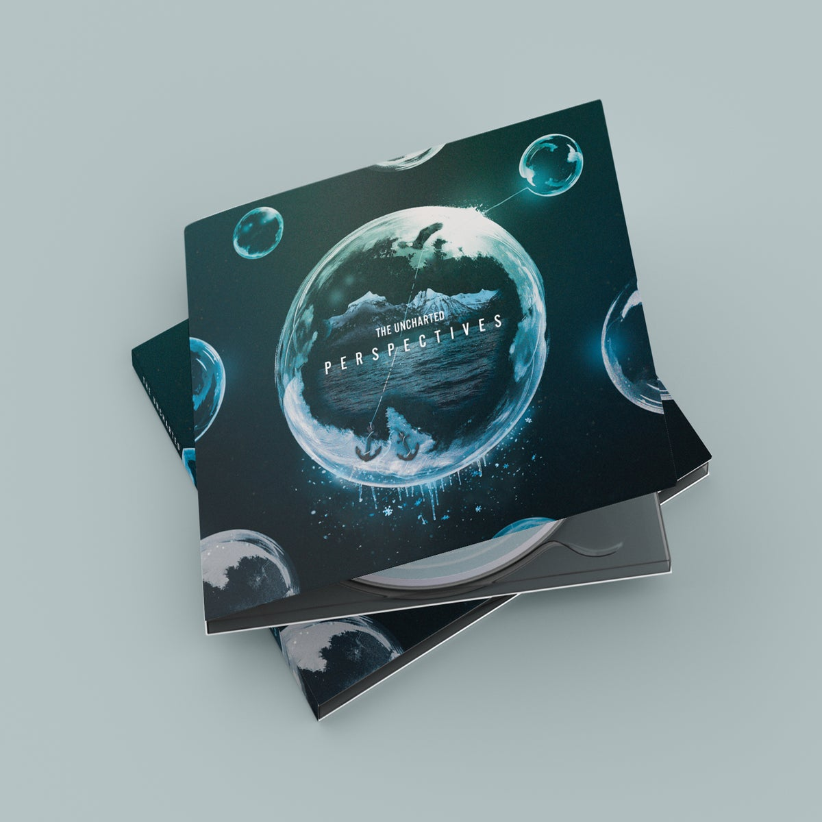 Image of 'PERSPECTIVES' EP - PHYSICAL CD DIGIPACK