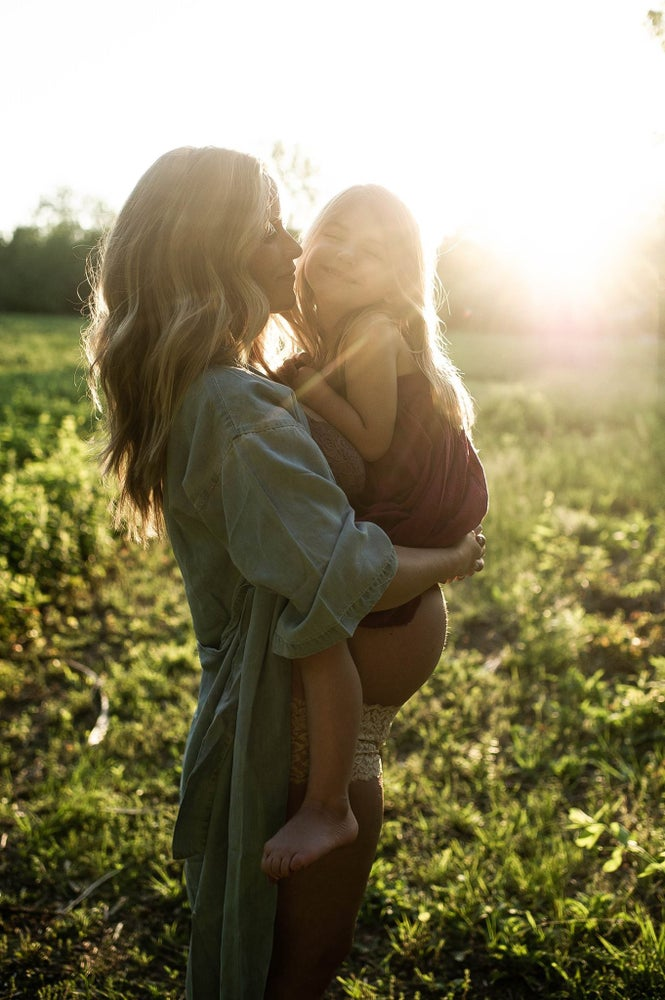Image of n-home/on-location maternity session - STARTING AT $400