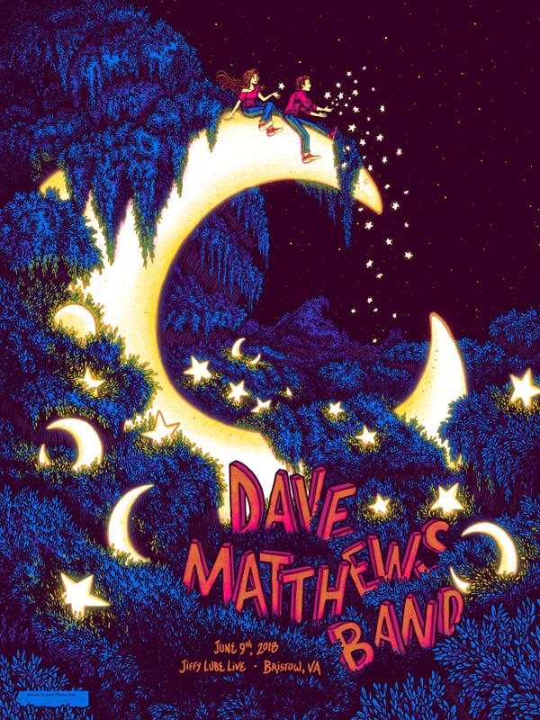 Image of Dave Matthews Band - Bristow, VA 2018