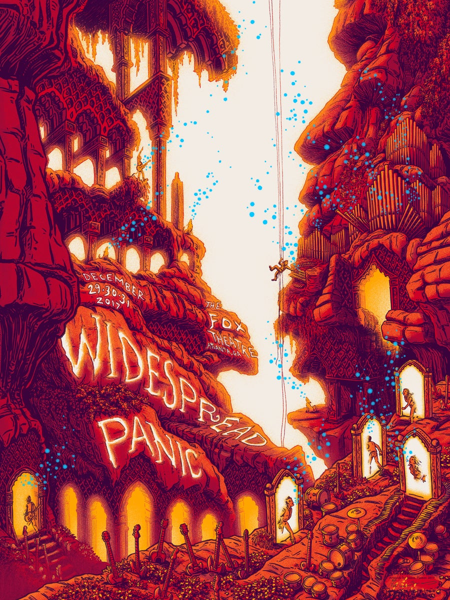 Image of Widespread Panic - New Year's Eve 2017/2018