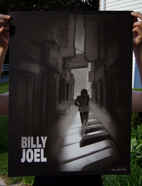 Image of Billy Joel - I'm In A New York State Of Mind