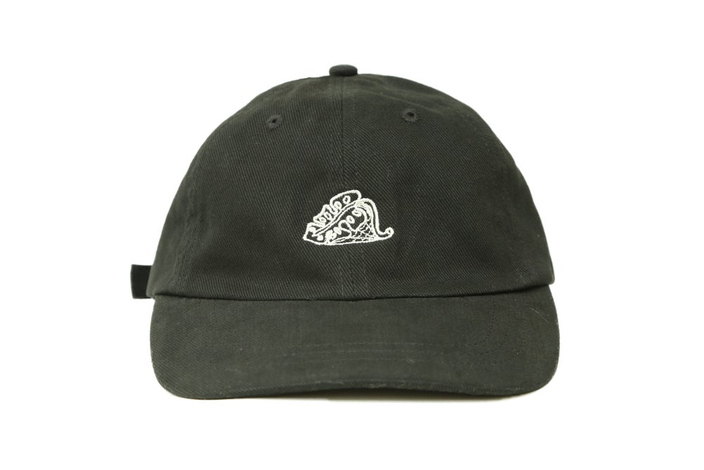 Image of Monstera Cap - Black