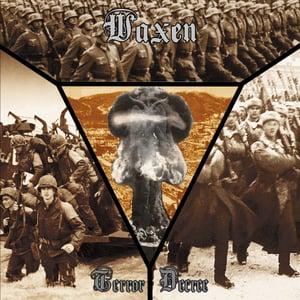 "Image of WAXEN - ""Terror Decree"""