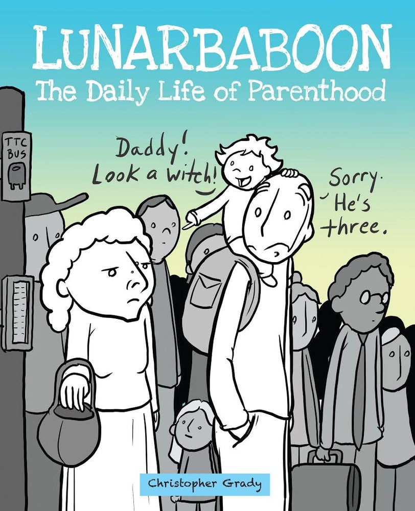 Image of Lunarbaboon: Daily Life of Parenthood