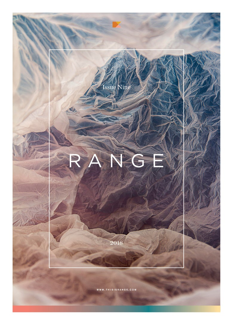 Image of RANGE Magazine Issue 9
