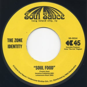 "Image of Soul Food / Melting Pot - 7"" Vinyl"