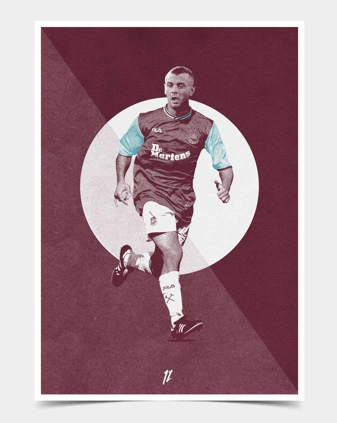 Image of Wilshere Throwback