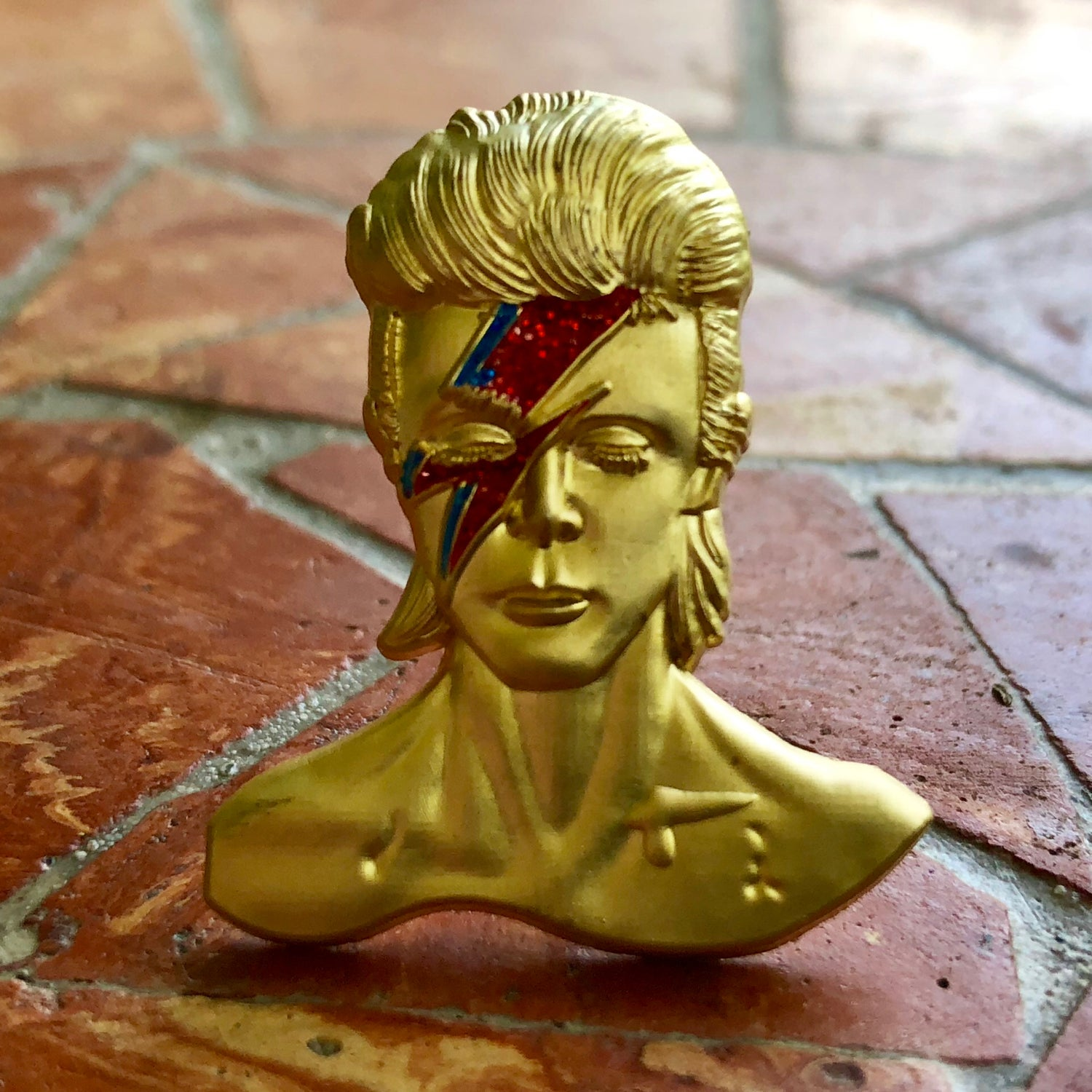 Image of David Bowie - F*#% Cancer Series