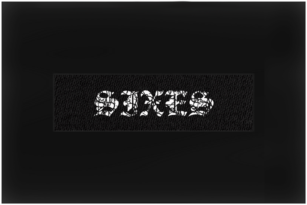 Image of Patch - Sixes
