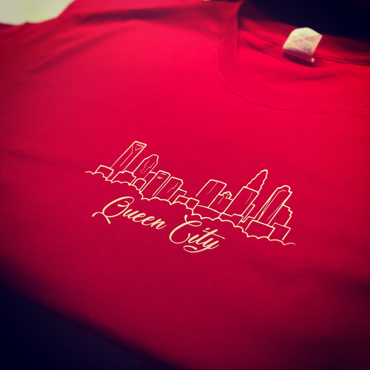 Fancy Queen City Logo