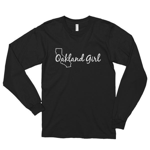 Image of Long Sleeve Black Tee