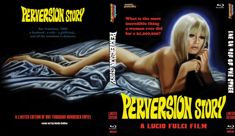Image of PERVERSION STORY - Limited Slipcover Edition