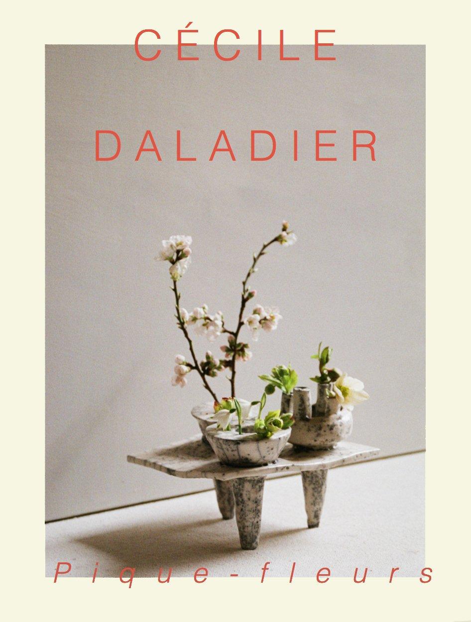Cécile Daladier - Pique-Fleurs