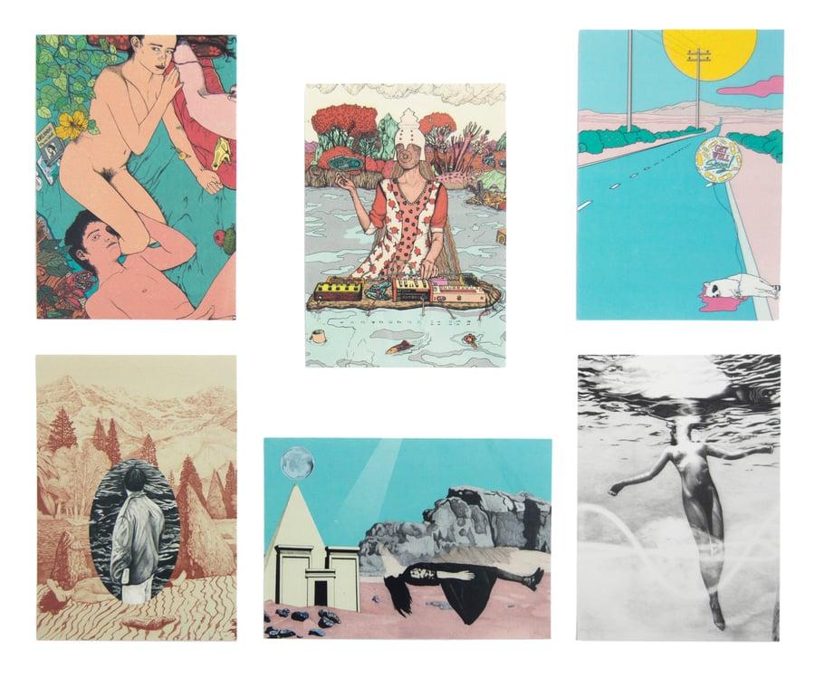 Image of Floating Postcard Kit