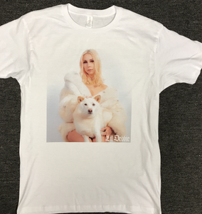 """Image of AUTOGRAPHED - """"In My Own Lane"""" album cover T-Shirt"""