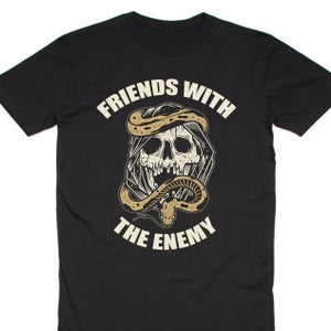 Image of Snake Skull shirt