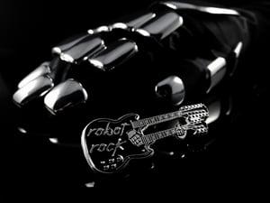 Image of Robot Rock!