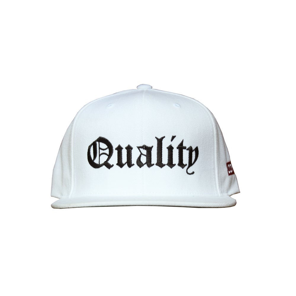"Image of ""Quality"" Snapback"