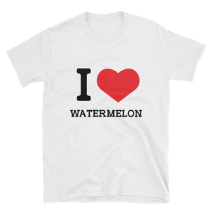 Image of I LOVE WATERMELON