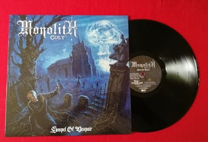 Image of Gospel of Despair vinyl.