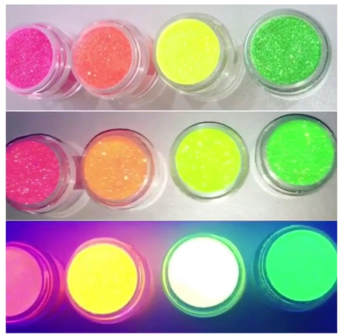 Image of Glow in the dark Glitter*