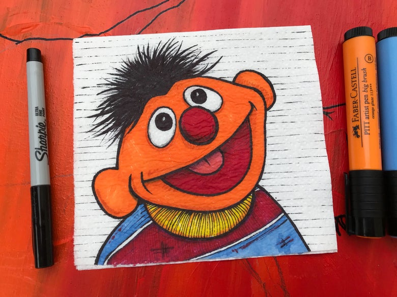 Image of Ernie