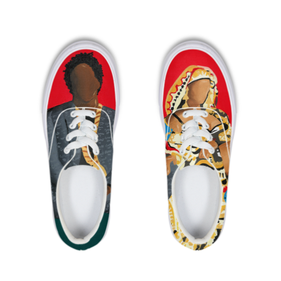 Image of The Carters (Canvas Sneakers)