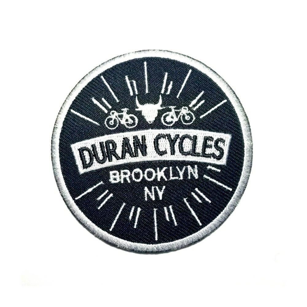 Image of Duran cycles patch