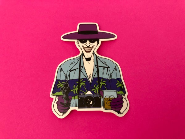 Image of The Killing Joke Sticker- 3""