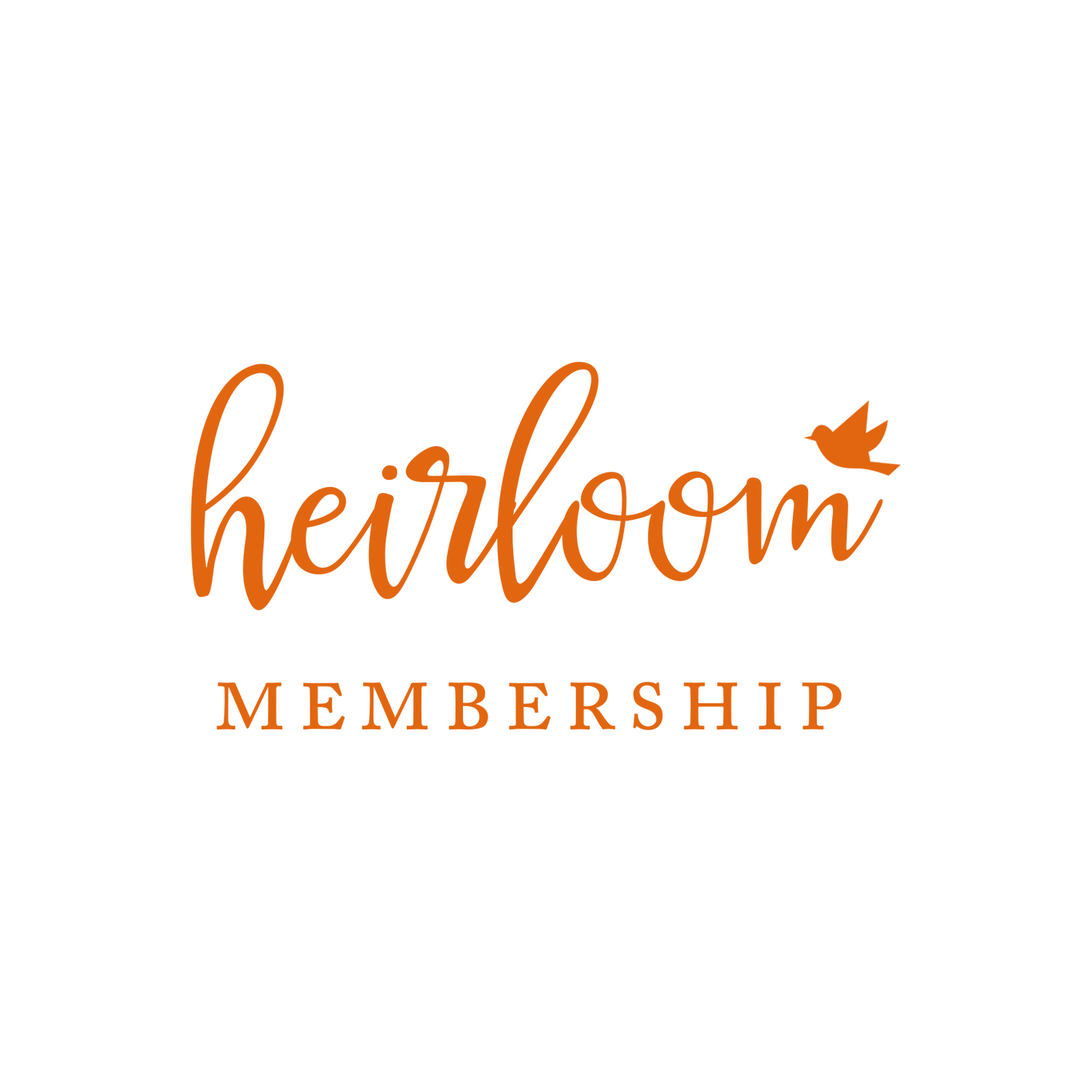Image of Heirloom Membership