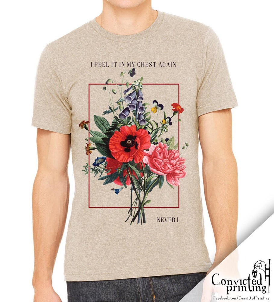 Image of Floral tee