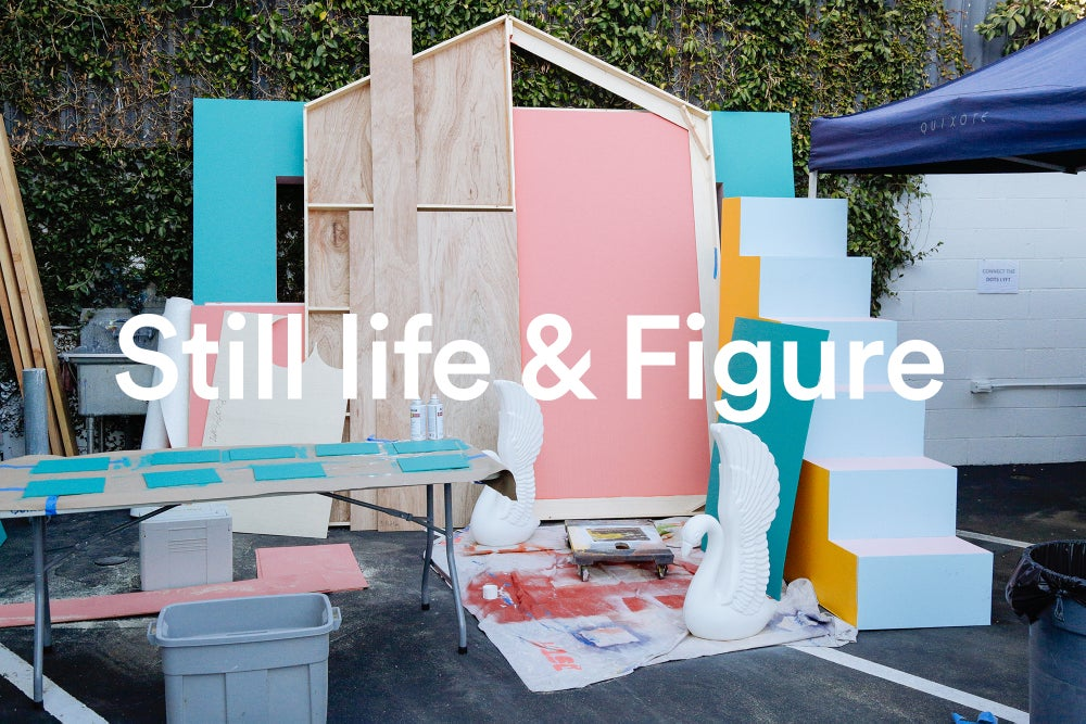 Image of Still Life & Figure - Sept. 15th