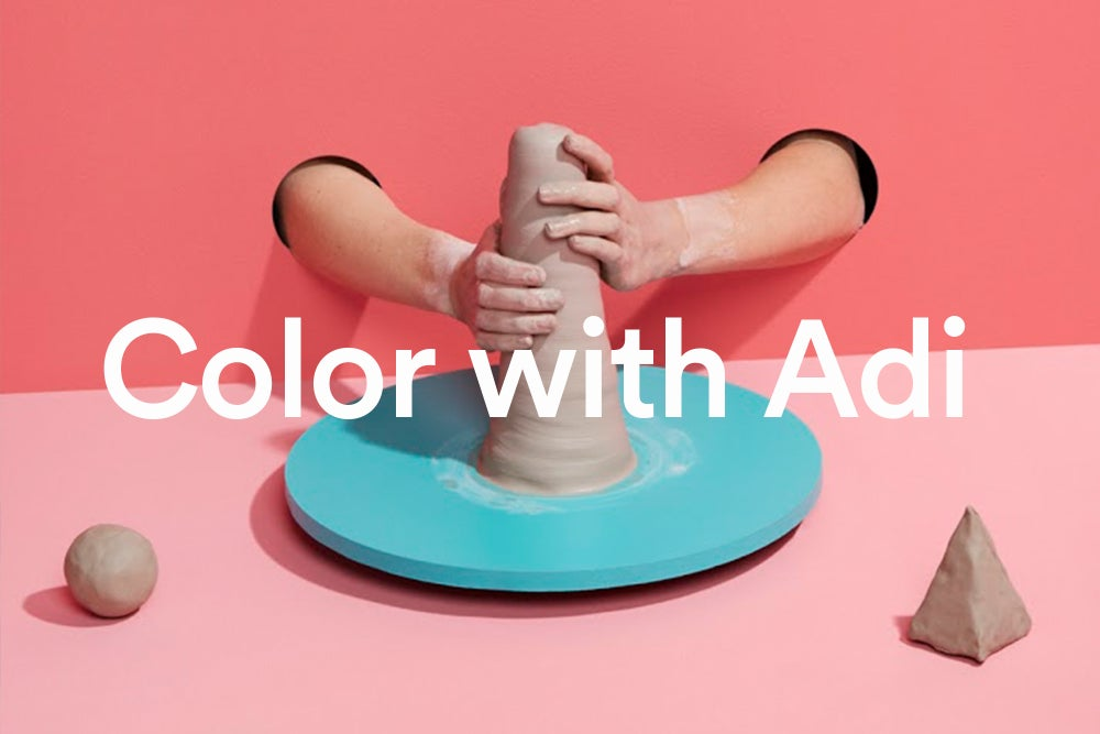 Image of Color with Adi Goodrich - Sept. 1st