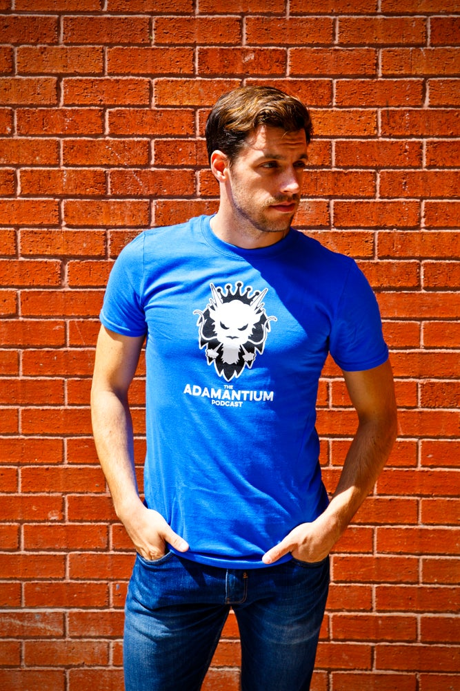 Image of The Adamantium Podcast Official T-Shirt
