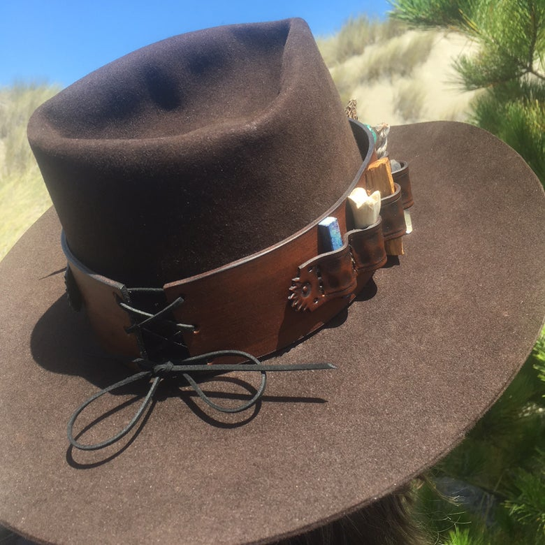 Image of Shaman Brown Stage Hat