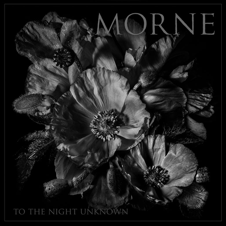 "Image of MORNE ""To The Night Unknown"" CD"