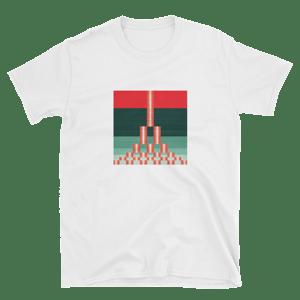 Image of Estuary Men's T-Shirt - WHITE
