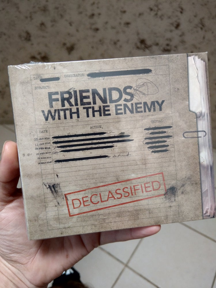 Image of Declassified album