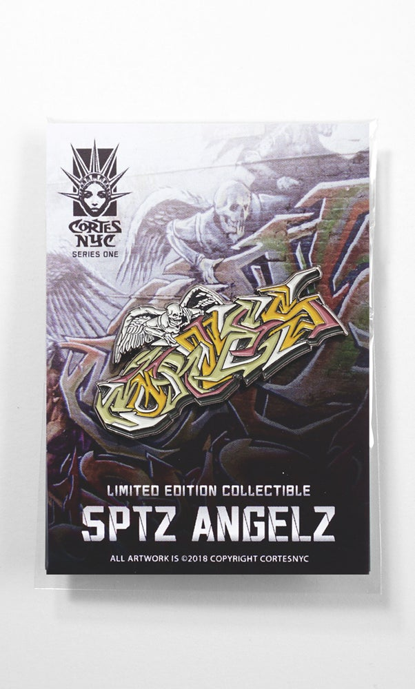 Image of 5ptz Angelz (pin)