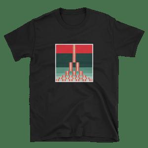 Image of Estuary Men's T-Shirt - BLACK