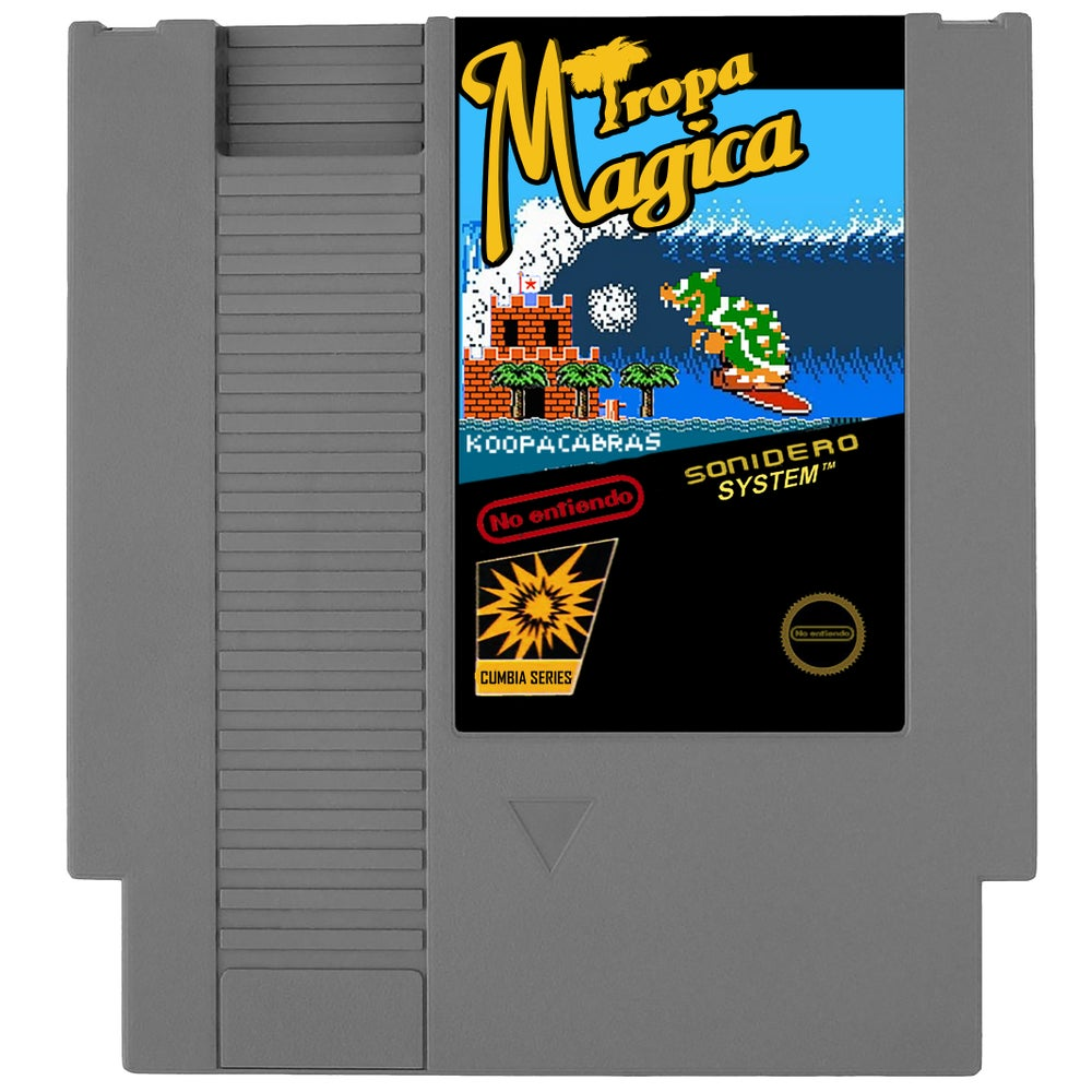 Image of Koopa Cabras Collectible Cartridge
