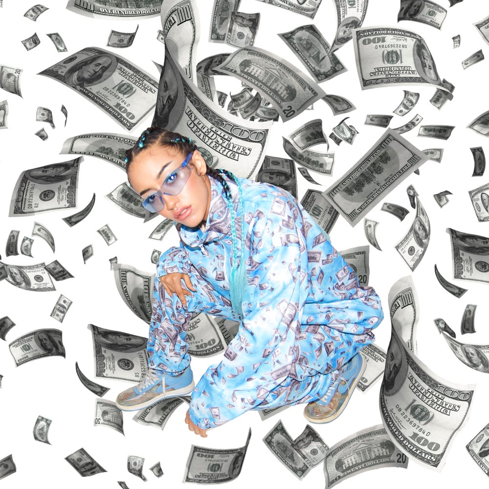 Image of Fallen Money Track Suit