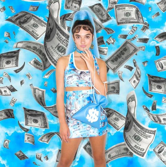 Image of Fallen Money Sparkly club set