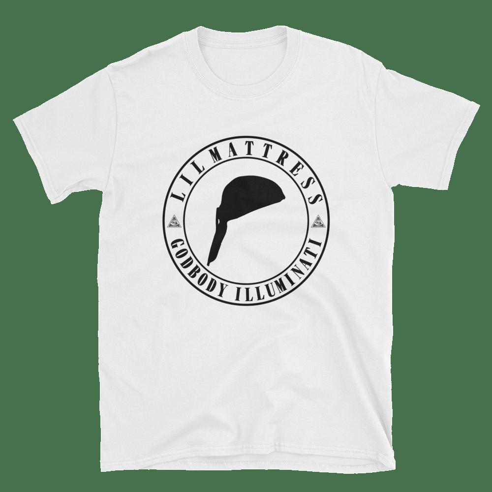 Lil Mattress Circle Logo T-Shirt