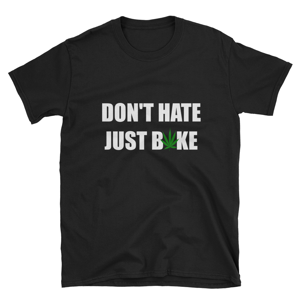 Image of DON'T HATE JUST BAKE TSHIRT