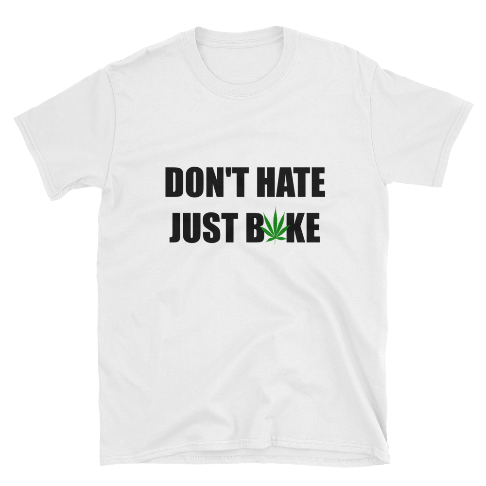 DON'T HATE JUST BAKE TSHIRT