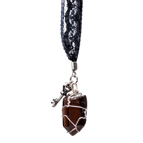 Image of Morion necklace