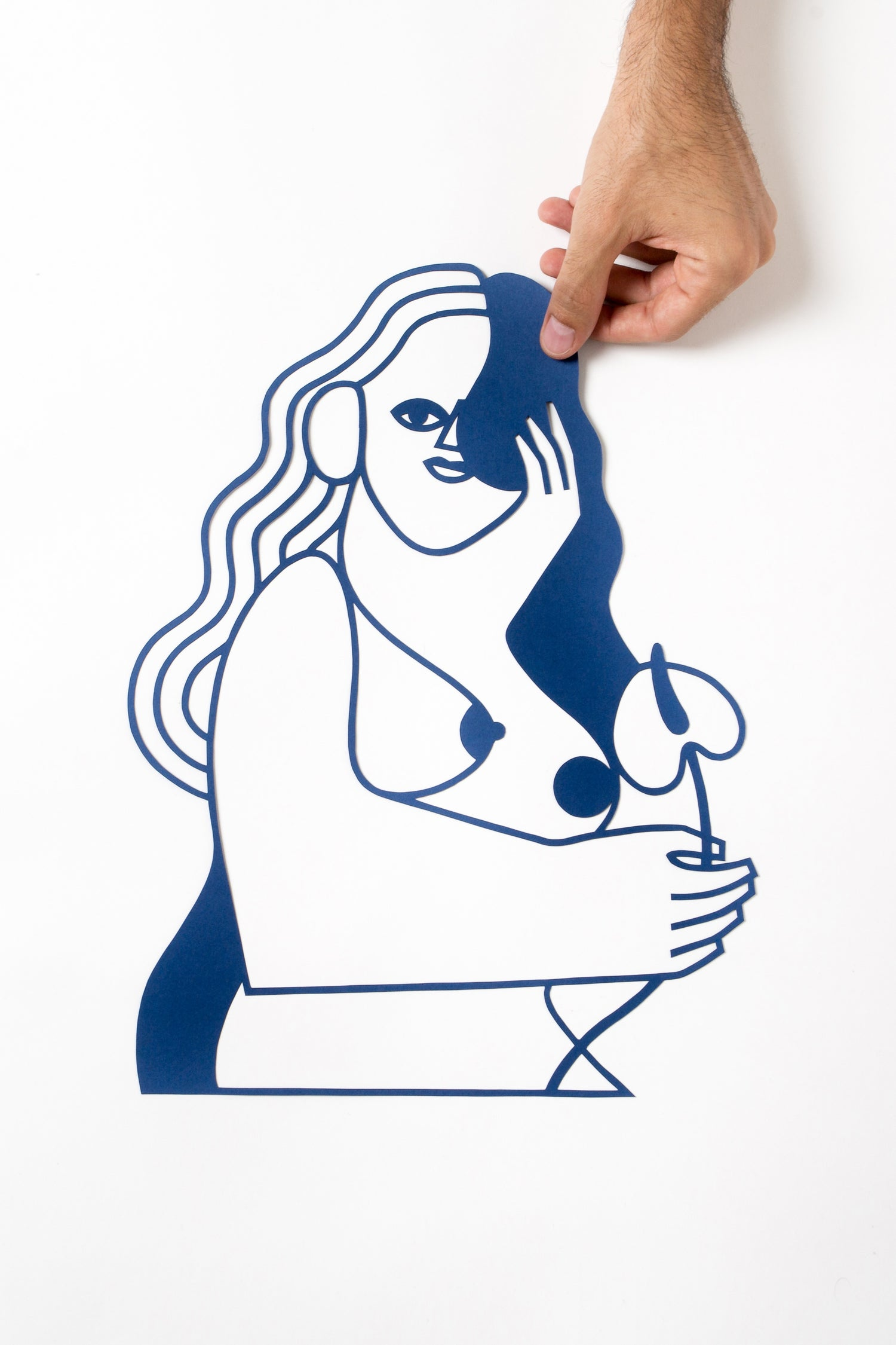 Image of PAPERCUT CHICA MELENA